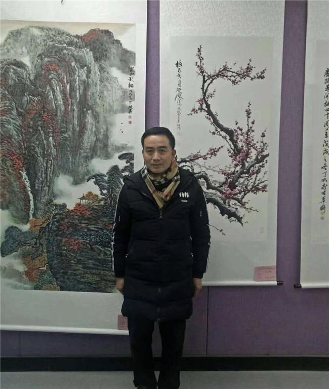 全国优秀青年艺术家——张志强(笔名麦积牧童)